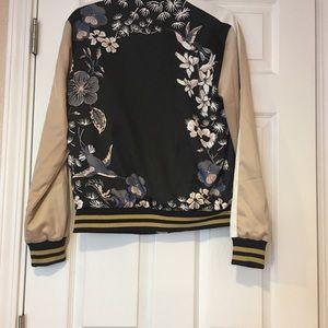 Sean John Women's hummingbird jacket size small